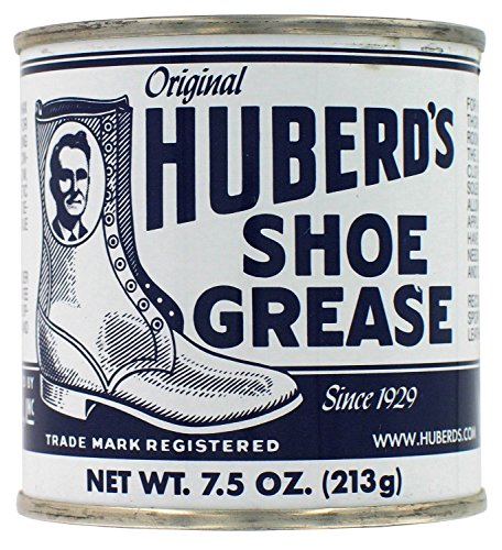 Huberd's Shoe Grease (Cream Boot Justin)