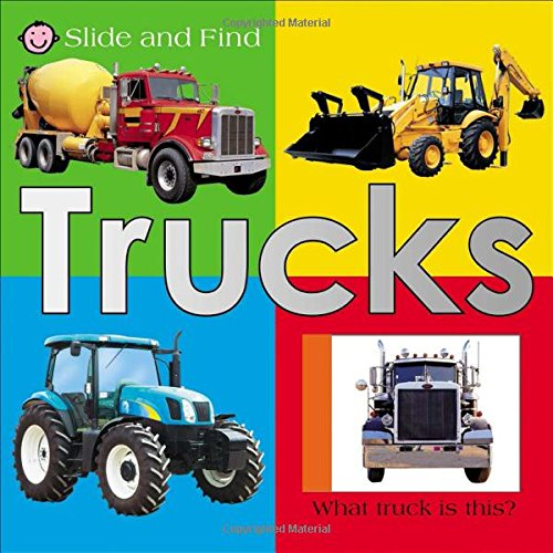 Slide and Find - Trucks -