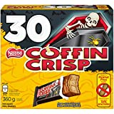 NESTLÉ Coffin Crisp Mini Bars, 360g (Pack of 30 COFFEE CRISP Mini Bars)