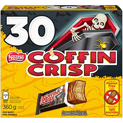 Coffee Crisp 30x12g Snack Size Bars - Imported From Canada ()