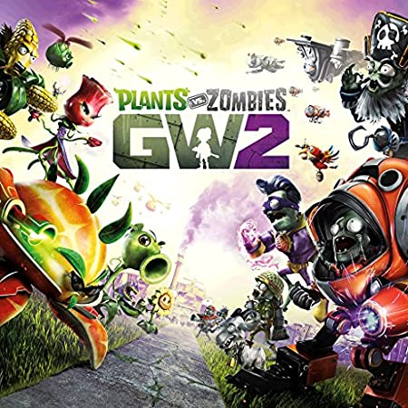 Plants vs. Zombies Garden Warfare 2: Standard Edition - PS4 [Digital Code]