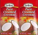 GRACE PURE CREAMED COCONUT 6 OZ 2PK