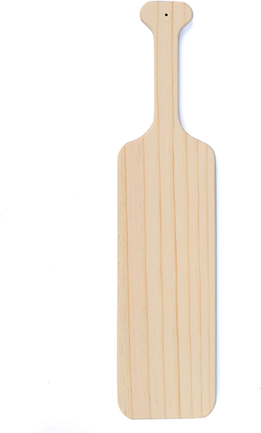 Battife Greek Fraternity Paddle 22 Inch Unfinished Pine 100% Solid Wooden Sorority Paddle