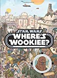 Star Wars: Where's the Wookiee? Search and Find Book (Search & Find Activity Books)