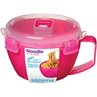 Deals on 4-Cup Sistema Microwave Noodle Bowl