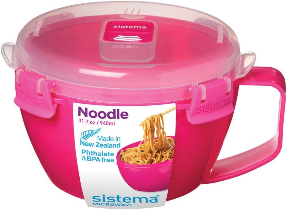 Sistema Microwave Noodle Bowl, 4 Cup
