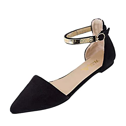 keephen Eleganti Scarpe da Donna Eleganti Scarpe da Sera Eleganti Scarpe  Casual con Tacchi Bassi ( 917f5617e86