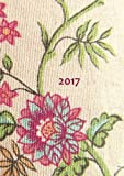 MY BIG FAT CALENDAR 2017 (England) - FLOWERS: 1 day per page, DIN A4