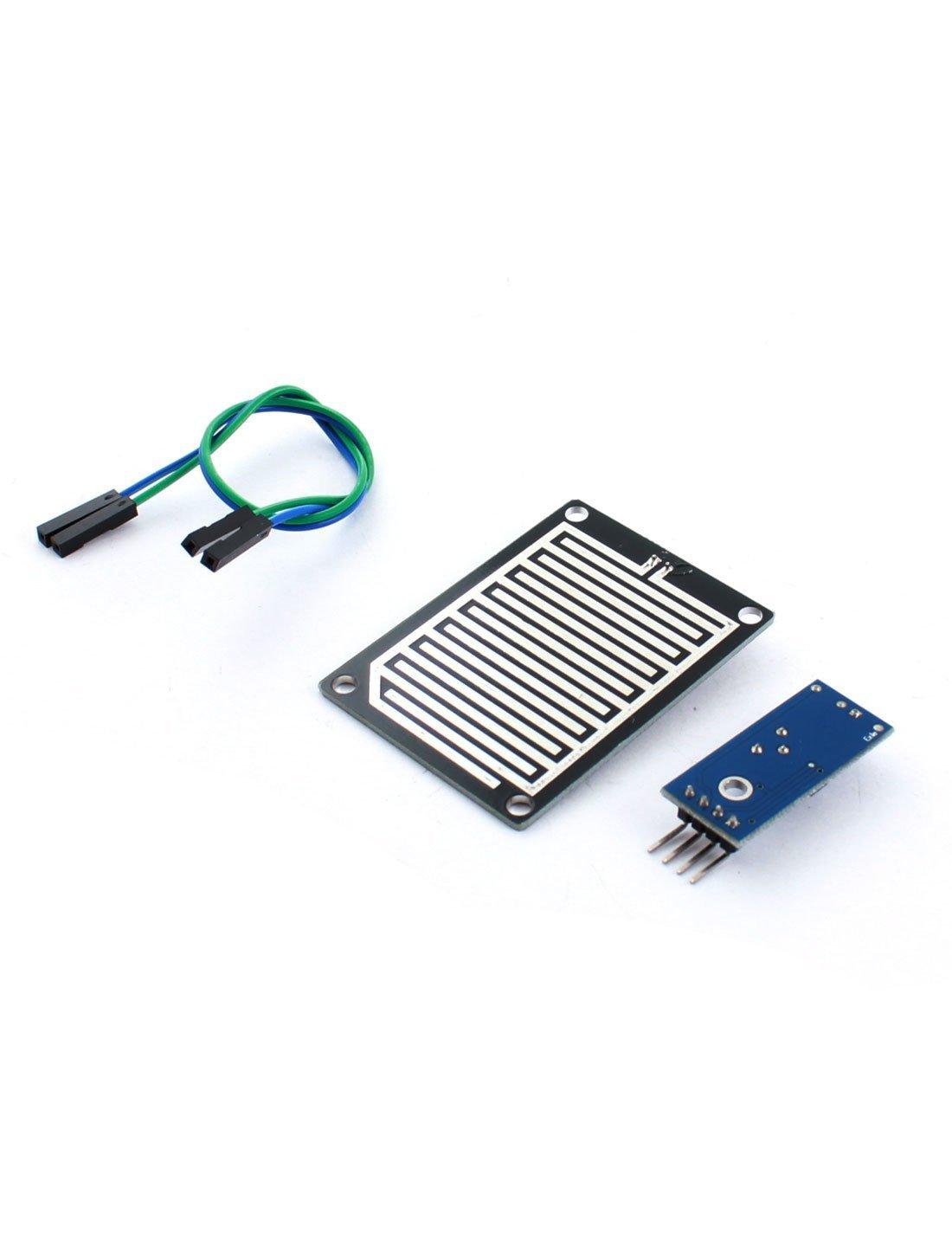 eDealMax a14051500ux0661 YL-83 DC 3.5-5V pioggia di rilevamento di umidità PCB Circuit Module