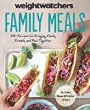 img - for Weight Watchers Family Meals: 250 Recipes for Bringing Family, Friends, and Food Together (Weight Watchers Lifestyle) book / textbook / text book