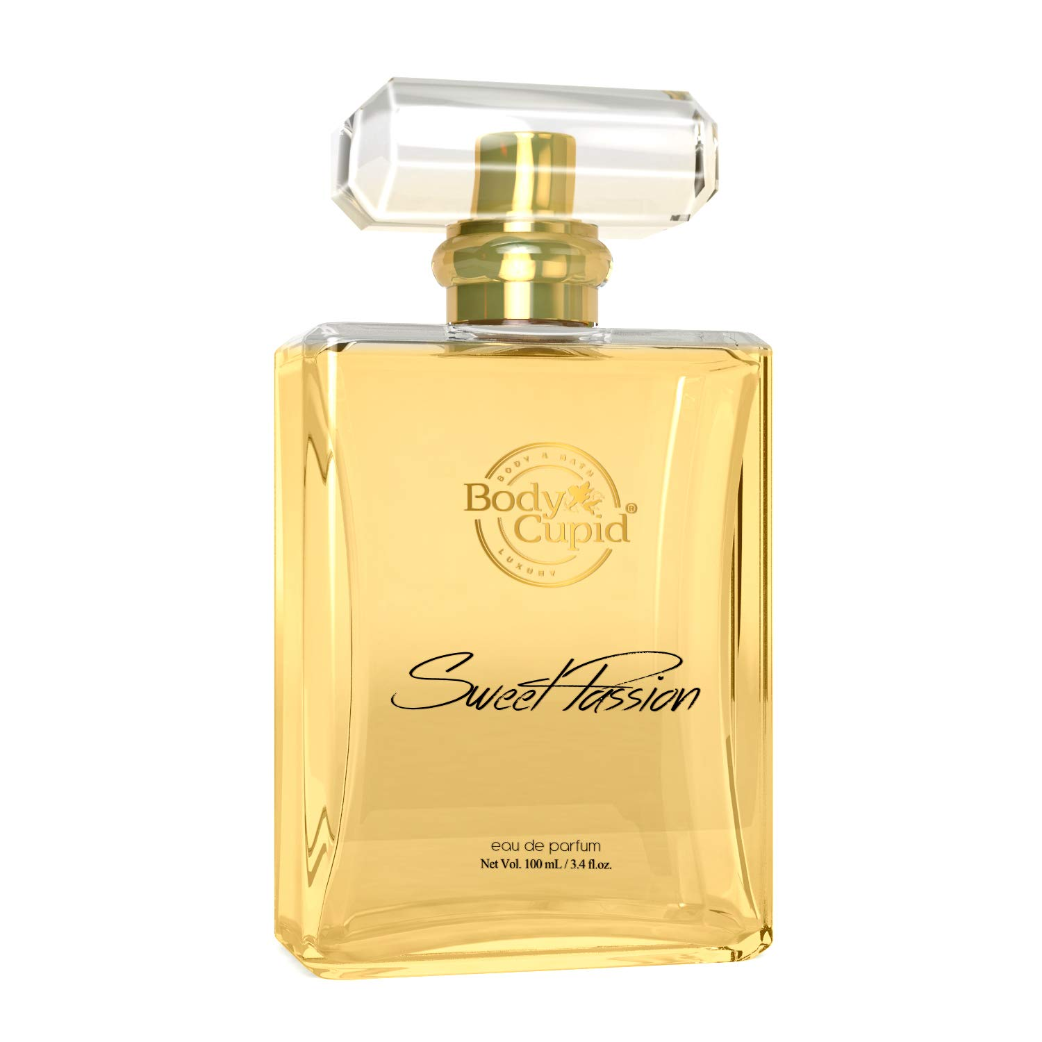 Body Cupid Sweet Passion Perfume for Women - Eau De Parfum - 100 mL