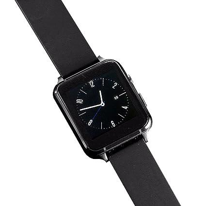 Orologio da polso elettronico Active Tracker Watch HD 1.3 MP  contapassi Music c209e786cb77