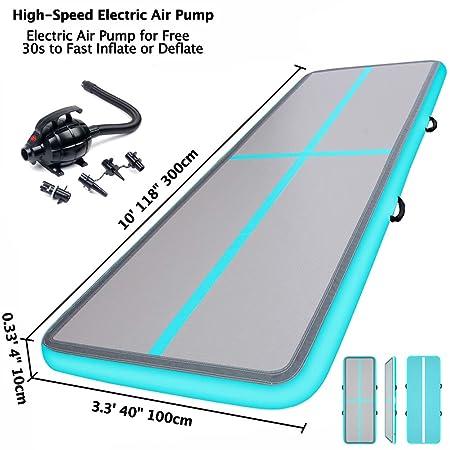 3M Esterilla Hinchable Air Floor Track para Gimnasia con ...