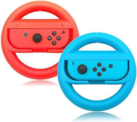 2Pack Volantes de Third E para Nintendo Switch Joy-Con, Pack de ...
