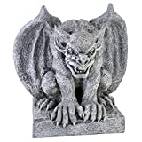 Cheap Design Toscano AL52694 Gomorrah The Gargoyle Gothic Decor Statue, 11 Inch, Greystone