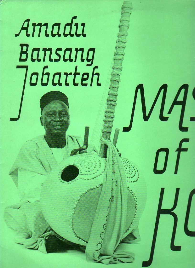 Amadu Bansang Max 85% OFF Jobarteh: Master of Kora the Washington Mall LP Record