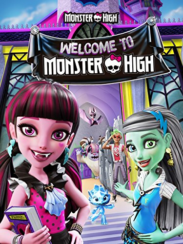 Monster High: Welcome to Monster High -
