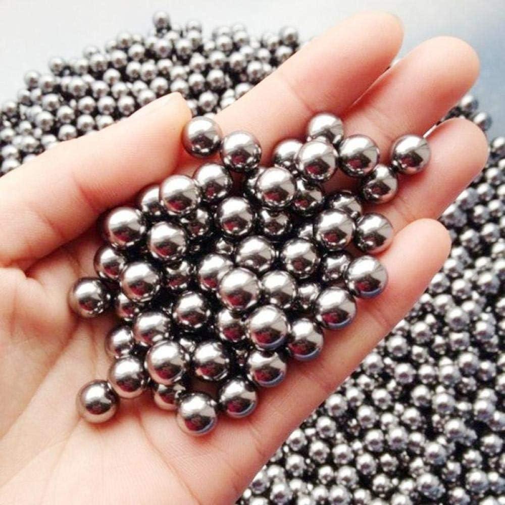 Bolas de acero estándar, canicas de hierro, cuentas rígidas, bolas de acero brillante 7MM600,-6.99MM600 cápsulas