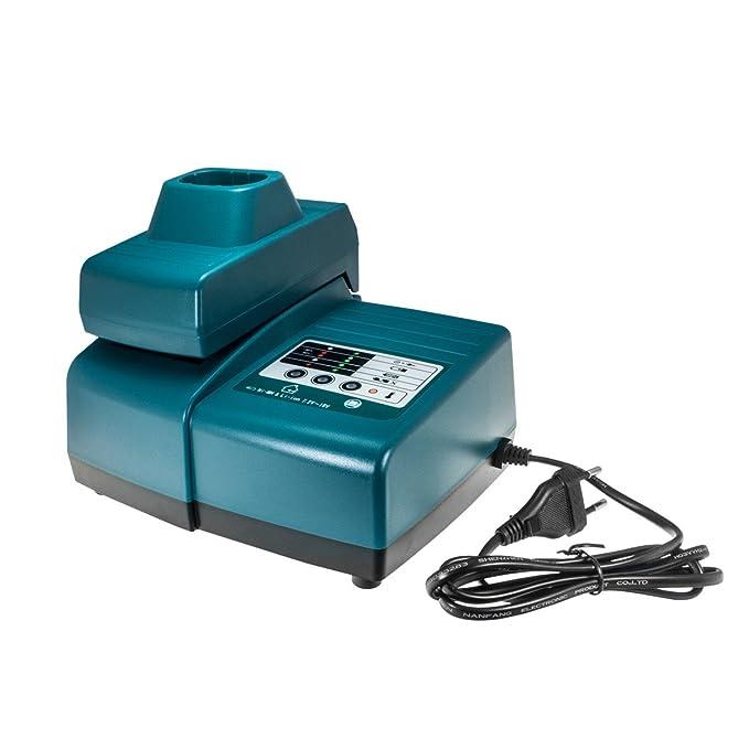Akkuladegerät Makita DC9000 Schnellladegerät Ladegerät 9,6V // 1,5A DC 9000