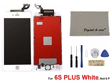 newest bef3b 35af1 Digital A-star Replacement Set for LCD Touch Screen: Amazon.in ...