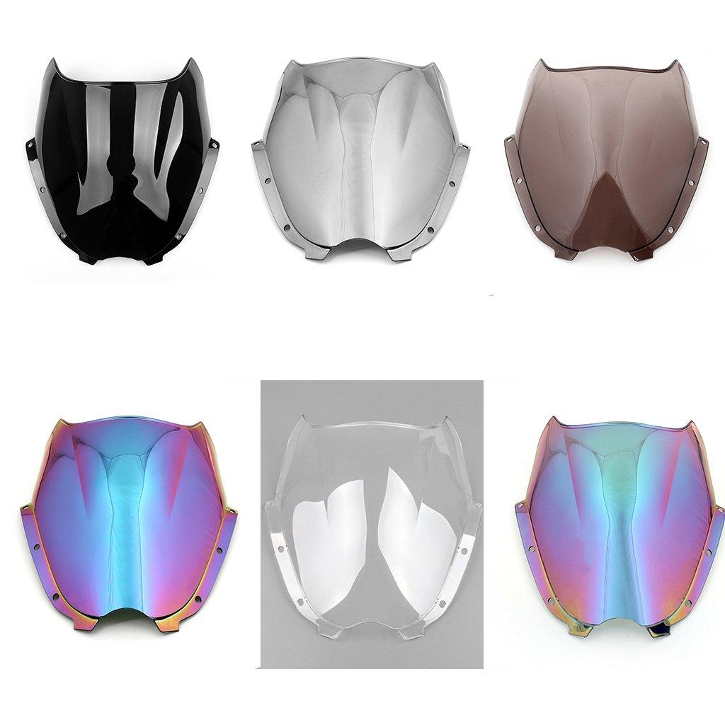 Motocicleta Wave parabrisas Shield viento protector de parabrisas para Hyosung GT125 GT250R GT650R ATK Transparente