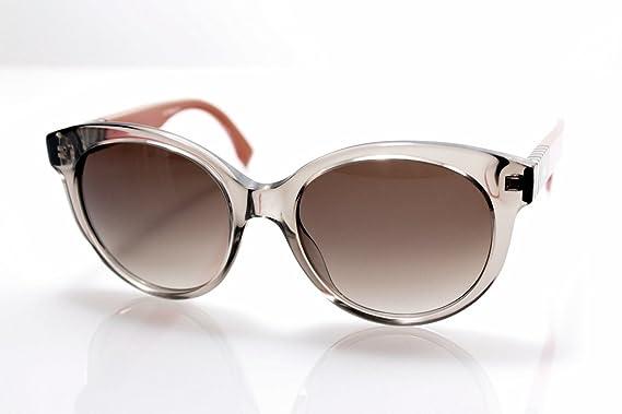 Fendi Damen Sonnenbrille Ff 0013/S 9O, Schwarz (Orng), 53