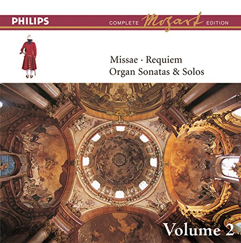 Mozart: The Masses, Vol.2 (Complete Mozart Edition) (Vol 2 Mozart Complete Edition)