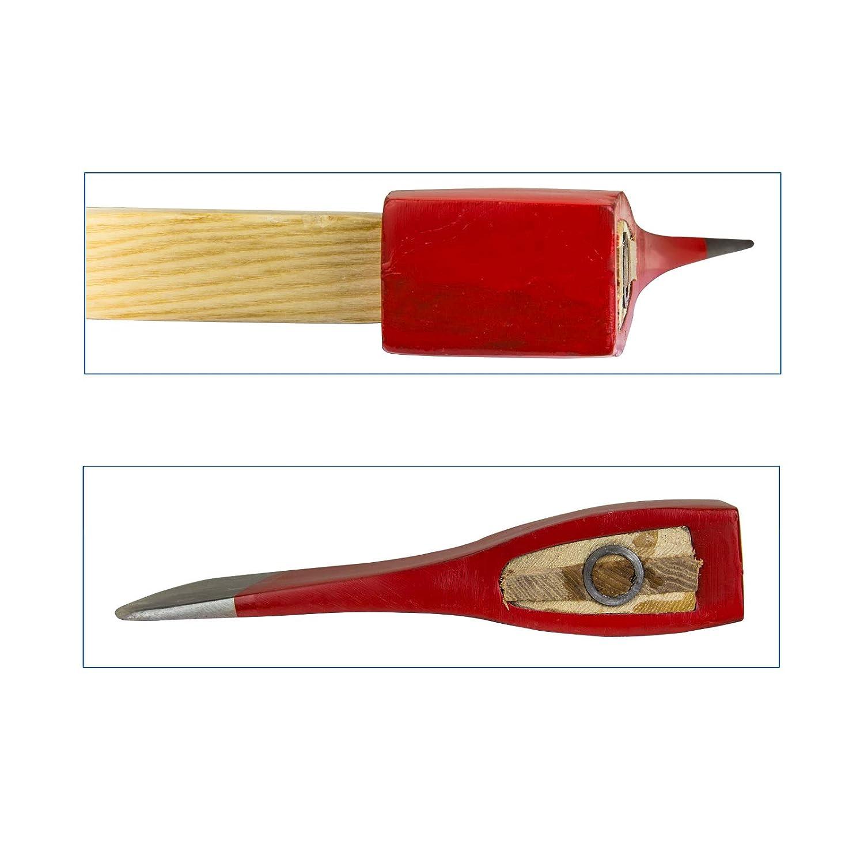 DEMA Axt 1600g mit Holzstiel