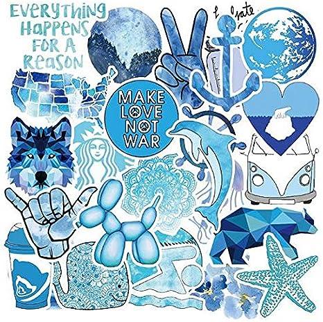 15pcs 3 Vinyl Stickers Summer Sticker Mega Pack