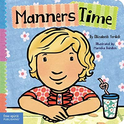 Manners Time (Toddler Tools) from Free Spirit Publishing