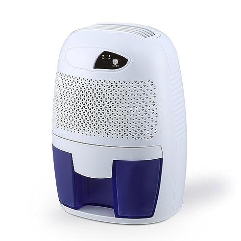 Amazonde PowerLead Mini Kompakt Luftentfeuchter - Luftentfeuchter schlafzimmer