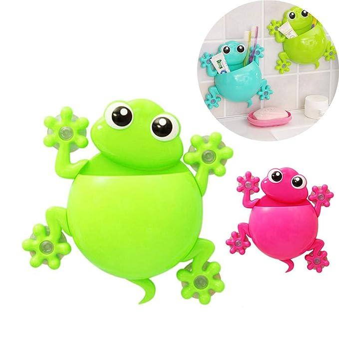 Baby Bad Accessoires Badespielzeug Sauger Aufbewahrungskorb Organizer Pink