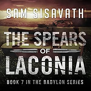 The Spears of Laconia Audiobook