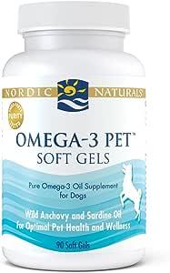 Nordic Naturals Omega-3 Pet Soft Gels