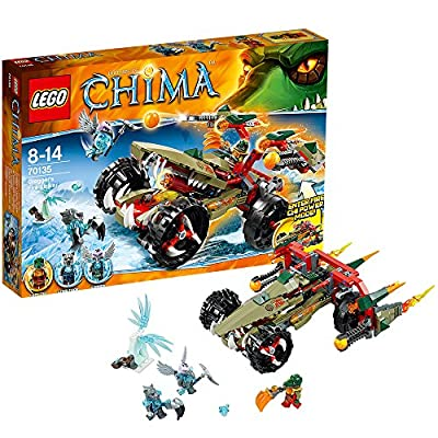 LEGO Chima Craggers Fire Striker 70135: Toys & Games