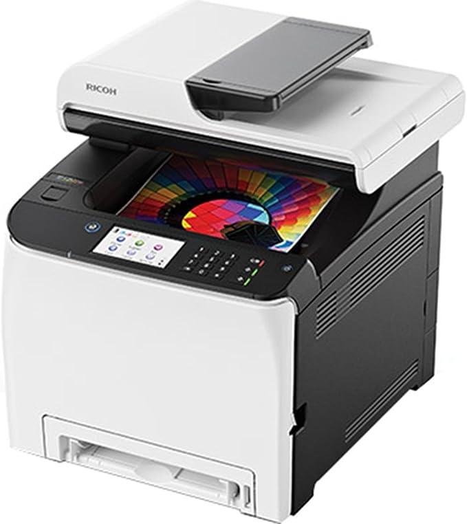 Amazon.com: Ricoh MFP 21 cpm ppm Multifunction Laser Printer ...