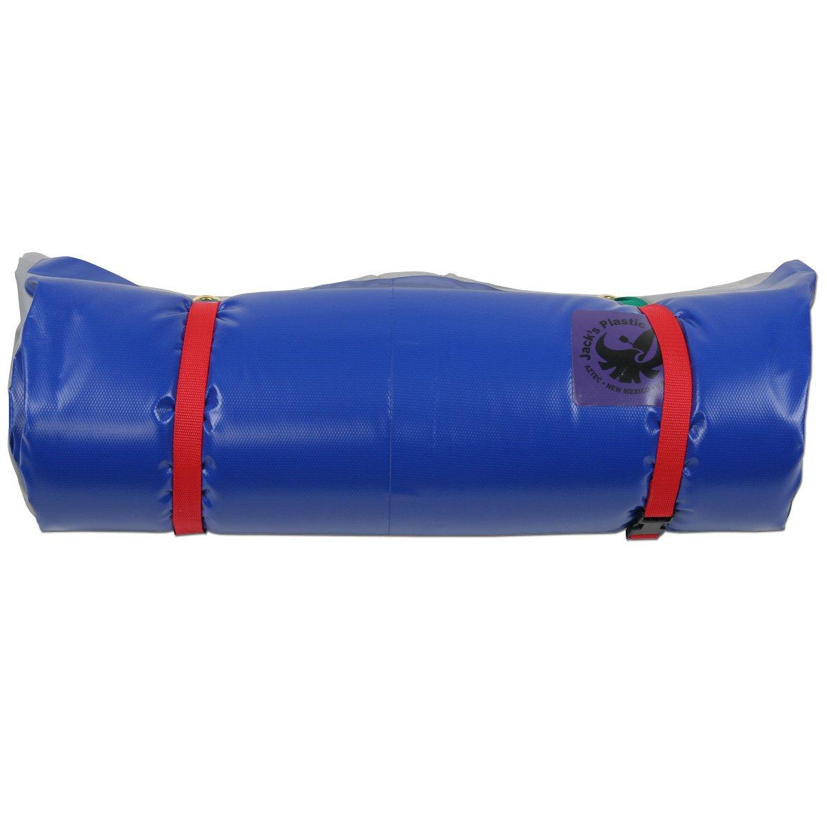 JACK'S PLASTIC Super Paco Sleeping Pad Dark Blue One Size