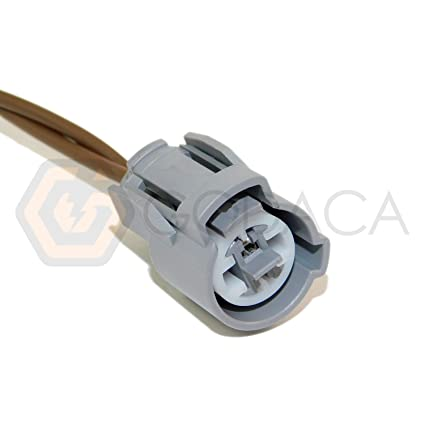Amazon com: 1x Connector 2-way 2 pin for Intake Air