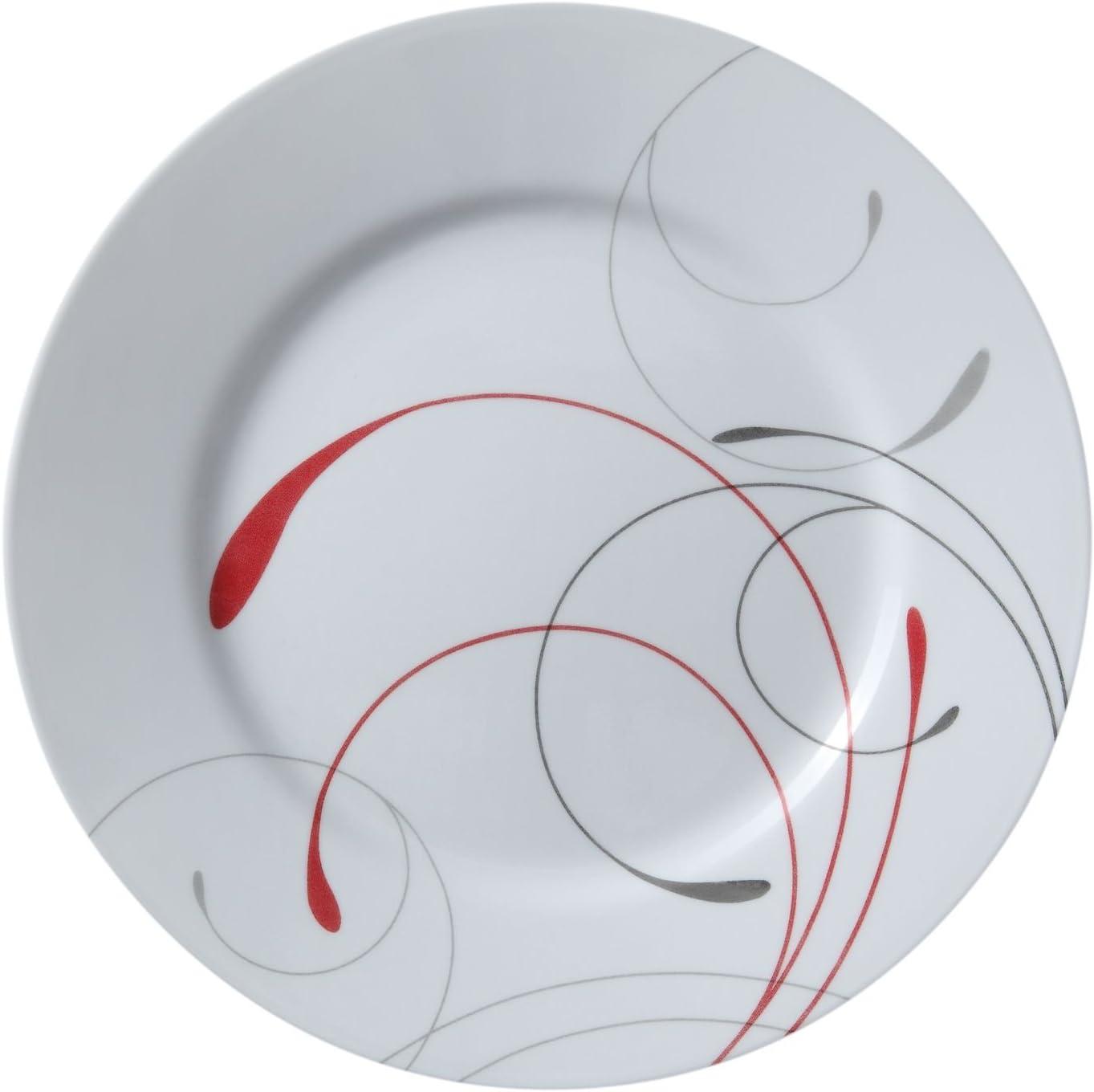 """Corelle Impressions Splendor 10.75"""" Dinner Plate (Set of 4)"""