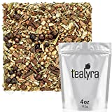 Tealyra – Blood Cleanser Tea – Wellness Detox – Health Tonic – Dandelion – Ginger – Loose Leaf Herbal Tea – Natural Cleanse – Diuretic Tea – Caffeine-Free – 112g (4-ounce) Review
