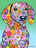 Dachshund – Best of Breed Flowers Design House Flag Review