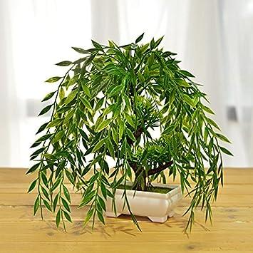 XIN HOME Plante verte fleurs artificielles Simulation Mobilier de ...