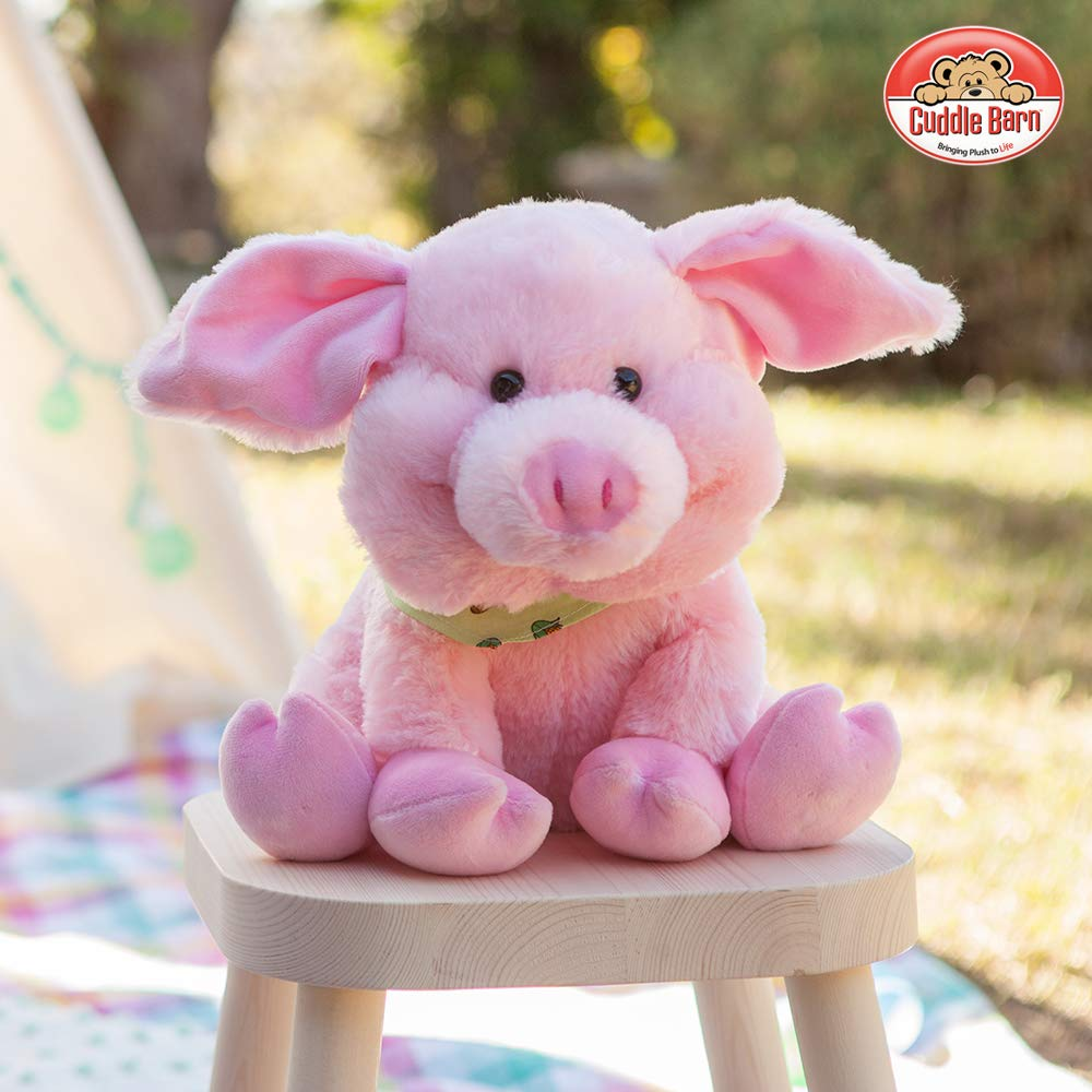 Cuddle Barn Child's Play Animals (My Piggy Piper) by Cuddle Barn