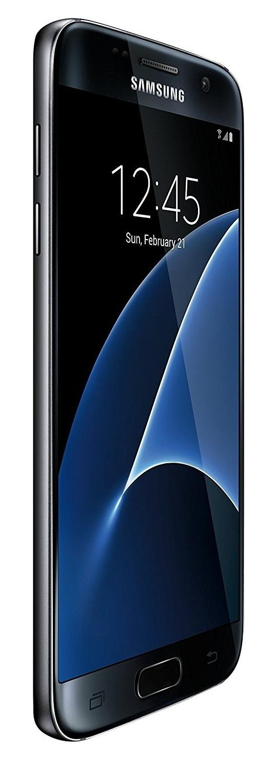 Samsung Galaxy S7 SM-G930T - 32GB - GSM Unlocked - Black Onyx (Certified Refurbished) by Samsung (Image #3)