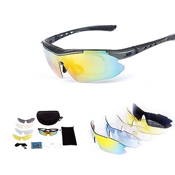ABAOLUX - Gafas de sol polarizadas para hombre y mujer, para ciclismo, correr,