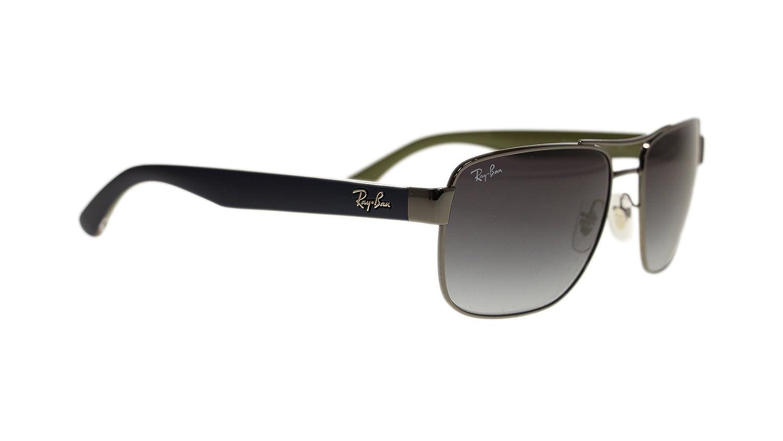Amazon.com: Ray Ban anteojos de sol Para Hombre rb3530 004 ...