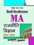 University of Delhi (DU) M.A. Political Science Entrance Exam Guide