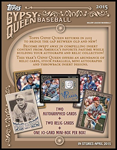 Topps Gypsy Queen Baseball Hobby