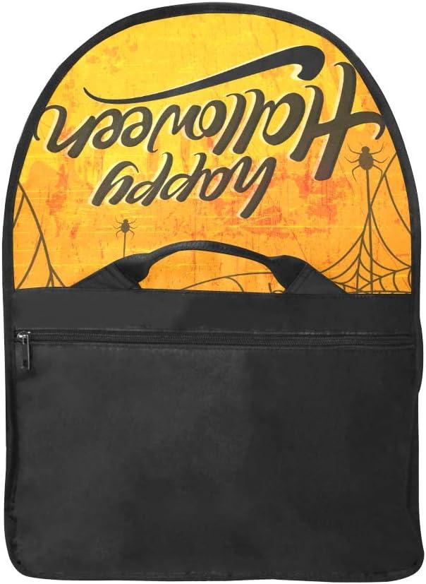 Travel Shoulder Bags Black Spiders and Broken Webs Multi-Functional Satchel Crossbody Handbag Fit for 15 Inch Computer Notebook MacBook