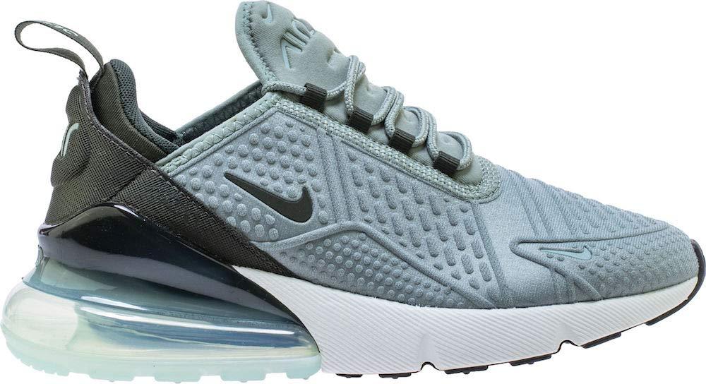 Nike Women'S Air Max 270 Running Shoe, Mica GreenSequoia Igloo Summit White, 8 M Us